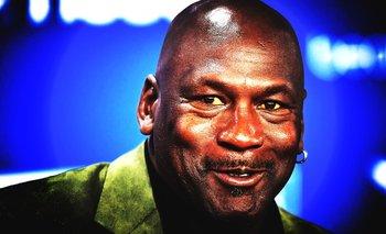 ¿Por qué Michael Jordan tiene los ojos tan amarillos? | The last dance