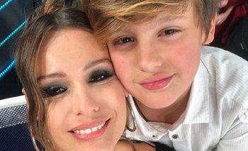 El hijo de Pampita hizo un picante comentario sobre su madre | Youtube
