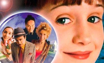 La remake de Matilda encuentra a la directora Tronchatoro | Cine