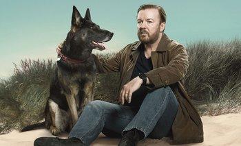 Netflix cerró un acuerdo millonario con Ricky Gervais   Series