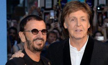 Subastan un tema inédito de Paul y Ringo | The beatles