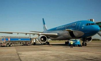 Avión que iba a repatriar varados tuvo que volver por fallas | Repatriación