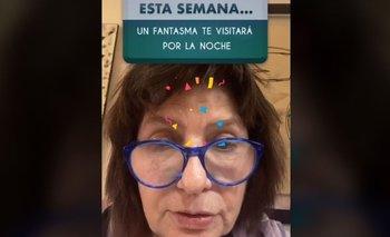 Cuarentena y mal corte de pelo: el video de Bullrich en Tik Tok | En las redes