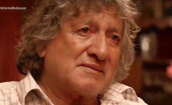 """El emocionante último deseo del 'Trinche' Carlovich   """"trinche"""" carlovich"""