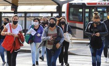 Récord de contagios: impactante suba en un día | Coronavirus en argentina