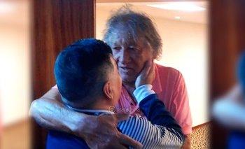 El emotivo mensaje de Maradona por la muerte del 'Trinche' | Fútbol argentino