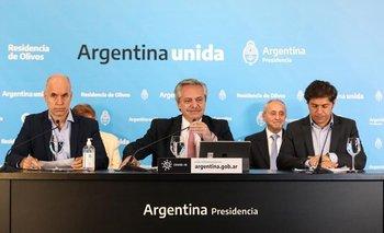 Extensión de la cuarentena: qué dirá Alberto Fernández | Coronavirus en argentina