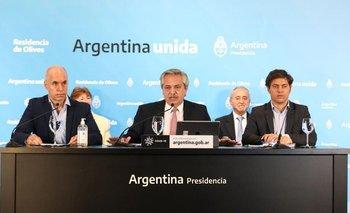Larreta quiere superar la grieta para ser candidato en 2023   Panorama