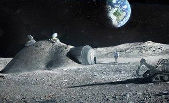 Utilizarán orina de astronauta para construir bases en la Luna | Fenómenos naturales