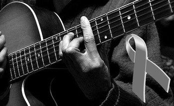 Conmoción por la sorpresiva muerte de una estrella del rock | Luto
