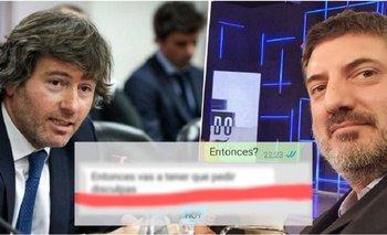 Así apretaron al periodista que desnudó la corrupción macrista | Cristina kirchner