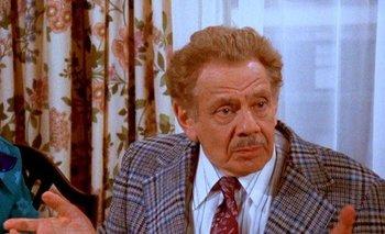 Murió Jerry Stiller, uno de los íconos del humor   Hollywood