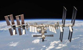 NASA abrió su archivo y mostró increíble foto de Buenos Aires   Espacio exterior
