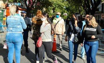 San Juan: 100 mil personas salieron a la calle | Coronavirus en argentina