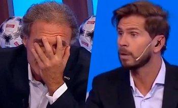 Ruggeri explotó contra Vignolo y abandonó el programa en vivo | Fox sports