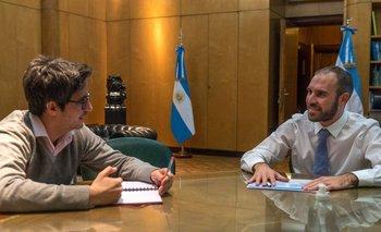 Guzmán coloca a uno de sus economistas en el FGS | Anses