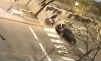 Alcoholizado intentó atropellar a motociclista varias veces | Policía de la ciudad
