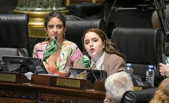 Fuerte repudio a los mensajes violentos contra Ofelia  | Ofelia fernández