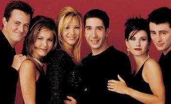 La reunión de Friends ya tiene nueva fecha de rodaje   Series