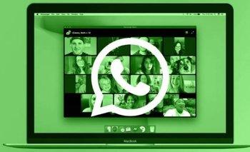 Whatsapp junto a Facebook: videollamadas de hasta 50 personas | Aplicaciones
