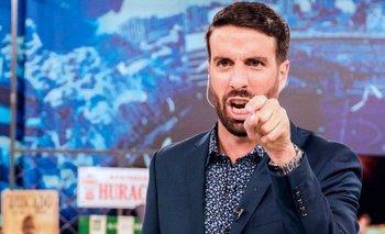 Azzaro lanzó una opinión y generó una catarata de insultos | En redes