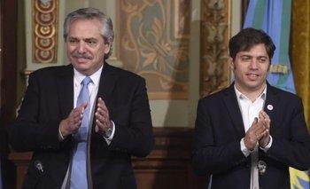 Deuda: solicitada del PJ bonaerense en apoyo a Alberto y Axel | Deuda externa