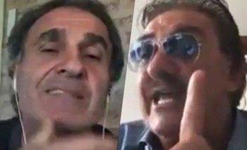 Ruggeri y La Volpe se destrozaron en el programa de Vignolo | Fox sports