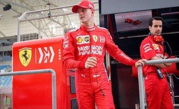 El hijo de Michael Schumacher continúa con el legado | Fórmula 1