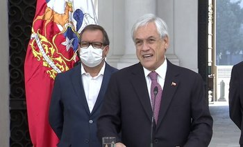 Santiago de Chile entra en cuarentena total   Chile