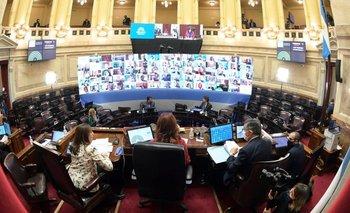 Diputados: Gobierno logró el dictamen y el Presupuesto 2021 va al recinto | Crisis económica