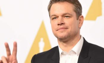 Alerta: El coronavirus llegó a la familia de Matt Damon   Hollywood