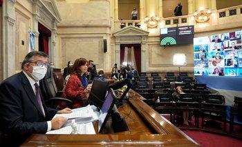 El Senado hizo caer los traslados de Bruglia y Bertuzzi  | Senado