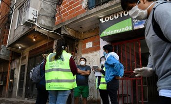 Ginés confirmó nuevo récord de casos en 24 horas   Coronavirus en argentina