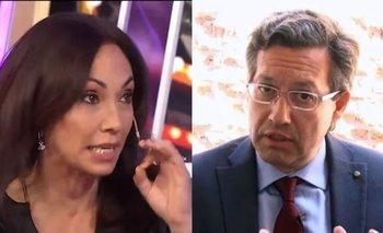 El insulto de Ernestina Pais a Ceferino Reato en Intratables | Televisión
