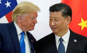 """Trump dice que """"podría cortar toda relación"""" con China   Coronavirus"""