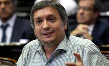 Internaron a Máximo Kirchner por un cólico renal | Salud