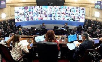 Ex funcionario macrista se burló de las sesiones virtuales | Coronavirus en argentina