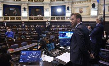 Sesión especial por la pandemia en la Legislatura bonaerense   Coronavirus en argentina