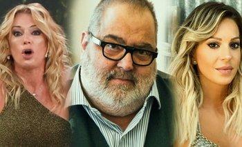 Noelia Marzol aseguró que haría un trío con Lanata y Latorre   Medios
