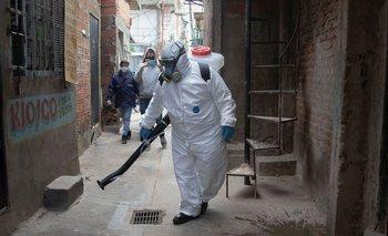 El Gobierno reforzará la protección en la Villa 31  | Coronavirus en argentina