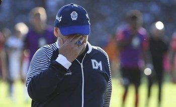Diego Maradona llorando: el video que se viralizó en las redes | Fútbol