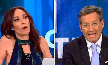 Ernestina Pais insultó al aire a Ceferino Reato | Medios
