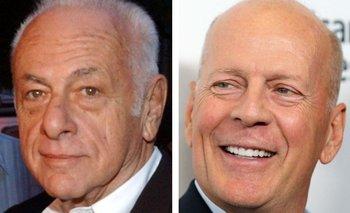 La insólita conexión entre Bruce Willis y Gerardo Sofovich | Cine
