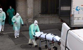 El cine argentino homenajeó a los muertos por coronavirus | Coronavirus en argentina