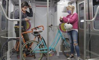 Se podrá viajar con bicicletas y monopatines en Línea A y H | Subte