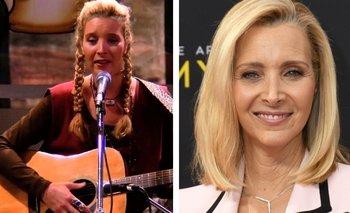 Lisa Kudrow cruzó a quienes dicen que Friends es machista | Series