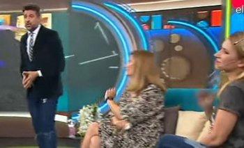 Iglesias estalló contra Listorti y lo acusó a censurarla | Medios