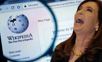 Insólito: La Nación afirma que Wikipedia es kirchnerista | Wikipedia
