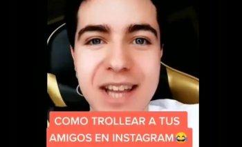 La broma de Instagram que cambió el nombre de miles de usuarios | En redes