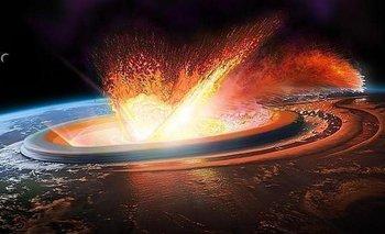 Antártida: mapean el meteorito que extinguió a los dinosaurios   Antártida